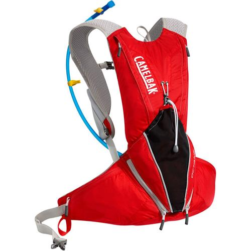 Camelbak Octane LR 70 oz. Hydration Pack 2014 Engine Red/Silver