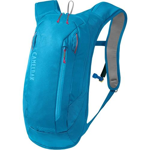 Camelbak Scorpion 70 oz. Hydration Pack Total Eclipse/Methyl Blue