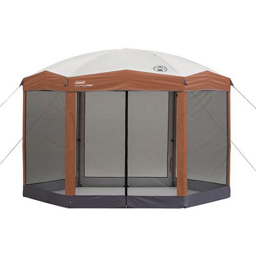 Coleman Instant Shelter with Screen Walls - 12 x 10 ft. - Hex