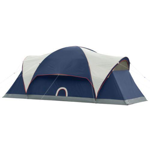 Coleman Elite Montana 8, 7 x 16 ft. Eight-Person, Family Tent