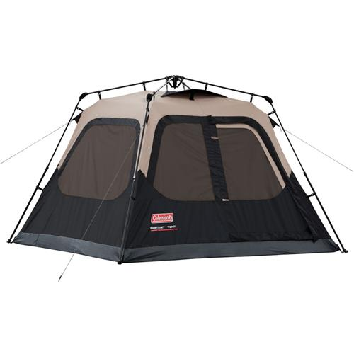 Coleman Instant Tent 4, 7 x 8 ft. Four-Person Tent
