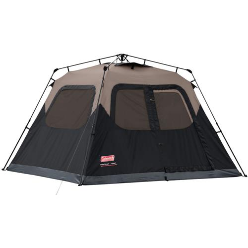 Coleman Instant Tent 6, 9 x 10 ft. Six-Person Tent