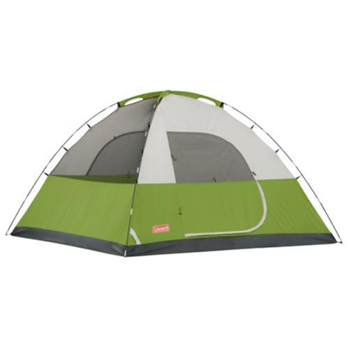 Coleman Sundome 6 - 10 x 10 ft., Six-Person Tent