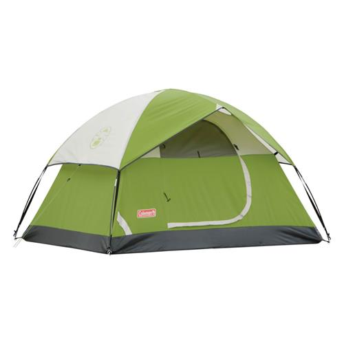 Coleman Sundome 3 - 7 x 7 ft., Three-Person Tent
