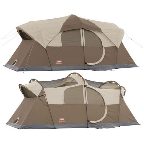 Coleman WeatherMaster 10, Family Tent