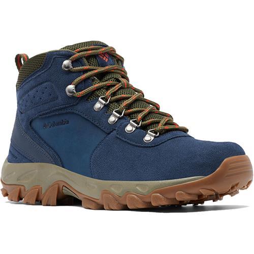 Men/'s Columbia Newton Ridge Plus II Suede Waterproof Boot