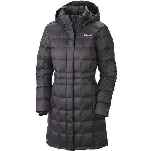 75d5ffe6b01 Columbia Hexbreaker Long Down Jacket for Women