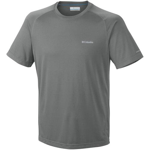Columbia Mountain Tech III Short Sleeve Crew