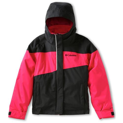 Columbia Powder Alley Interchange Jacket for Girls