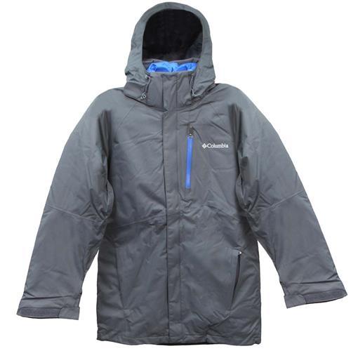 Columbia Powderkeg Interchange 3 in 1 Jacket for Men