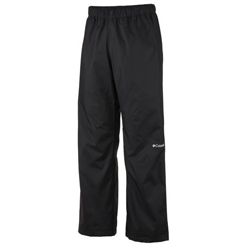Columbia Regen Rain Pant for Men XX-Large Black