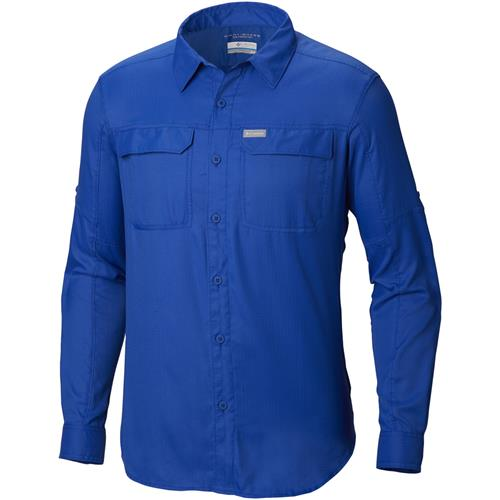 0df848efa74 Columbia Silver Ridge 2.0 Plaid Long Sleeve Shirt for Men