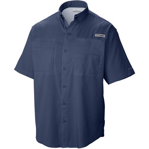 c39f73aa12c Columbia PFG Tamiami II Short Sleeve Shirt for Men - SunnySports