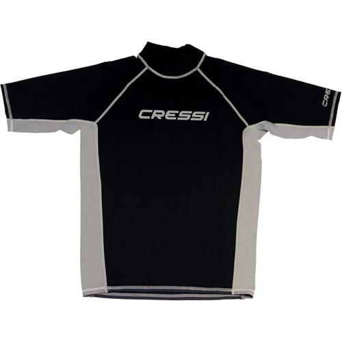 Cressi Rash Guard Men's Short Sleeve