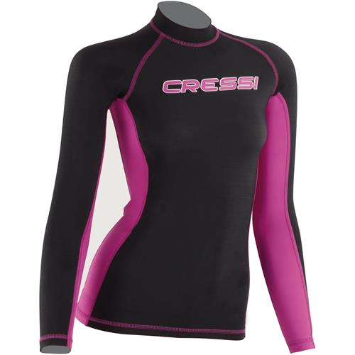 Cressi Rash Guard Women's Long Sleeves