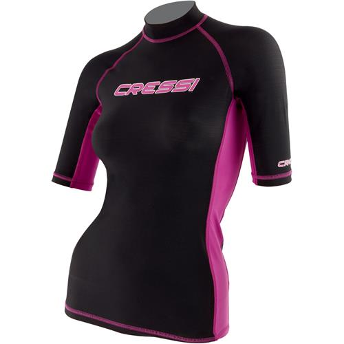 Cressi Rash Guard Women's Short Sleeve