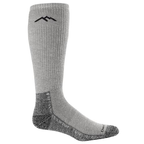 Darn Tough Mountaineering Extra Cushion Socks for Men Medium Grey