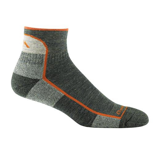 Darn Tough 1/4 Sock Cushion for Men - Hike and Trek Series - 2012 Model