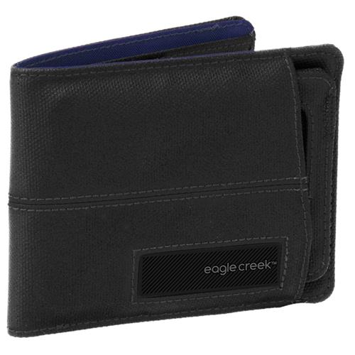 Eagle Creek Hub Bi-Fold Wallet Black Black