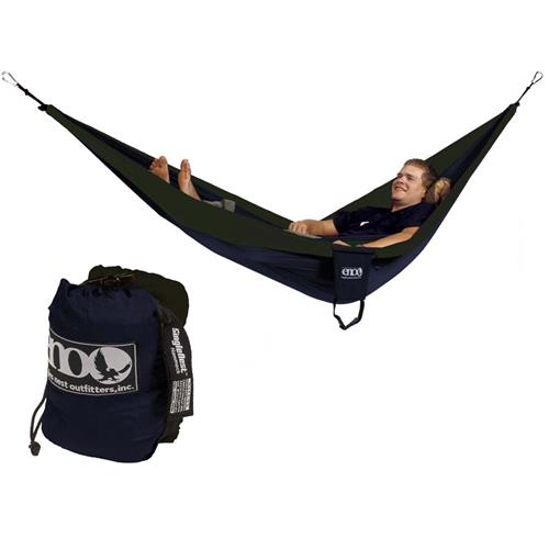 Eagles Nest SingleNest Hammock Khaki/Black