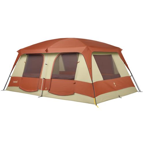 Eureka Copper Canyon 5 Family Tent with Sun Room