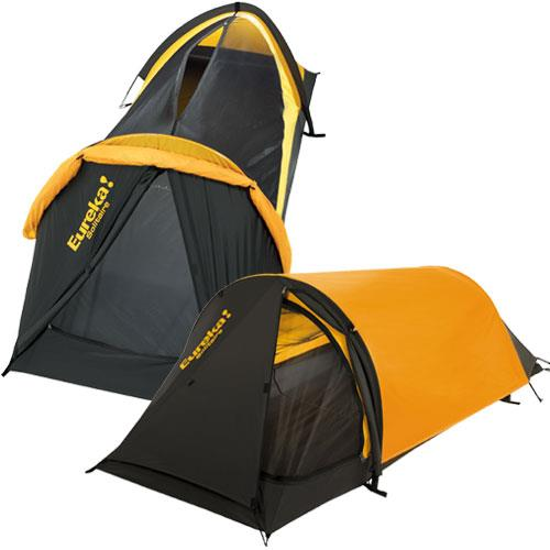 sc 1 st  SunnySports & Eureka Solitaire 1-Person Tent 2628307 - SunnySports