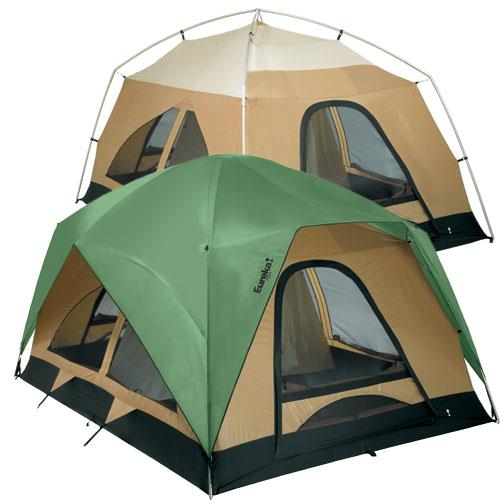 Eureka Titan 8-Person Family Tent