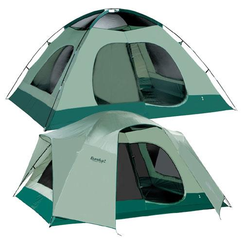 Eureka Tetragon 1210 Tent (2011 Model - While supply lasts)