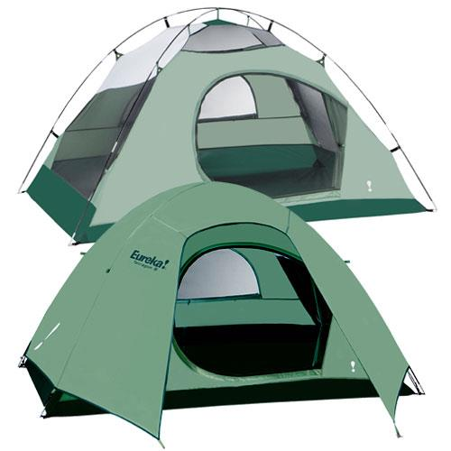 Eureka Tetragon 5 Tent (2011 Model - While supply lasts)
