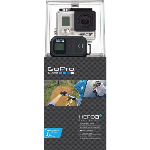 GoPro HERO3 Plus Black E