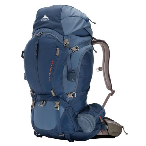 Gregory Baltoro 65 Pack Small Prussian Blue