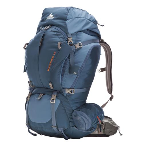 Gregory Baltoro 75 Pack Small Prussian Blue