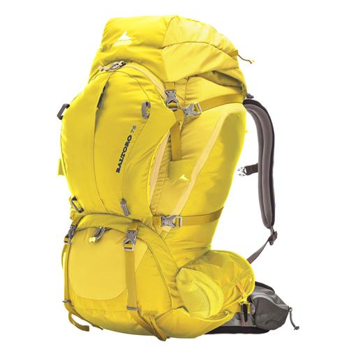 Gregory Baltoro 75 Pack Small Electric Yellow