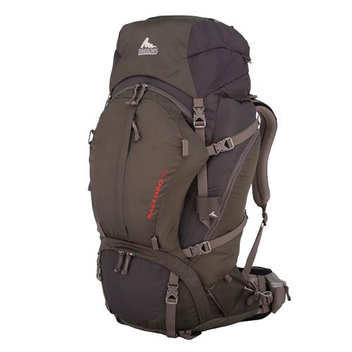 Gregory Baltoro 75 Pack Small Iron Gray