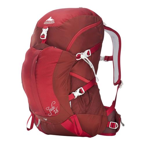 Gregory Jade 28 Pack for Women Medium Lava Red