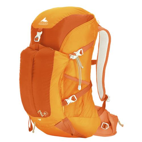 Gregory Z 30 Pack Medium Spark Orange