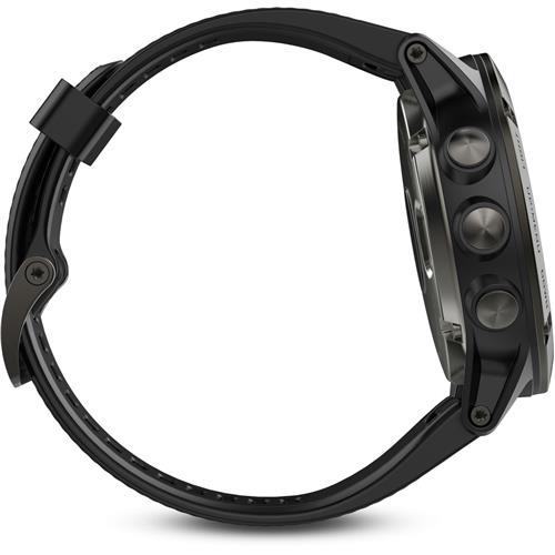 Garmin Fenix 5X Multi-Sport Training GPS Watch Sapphire/Slate Gray/US