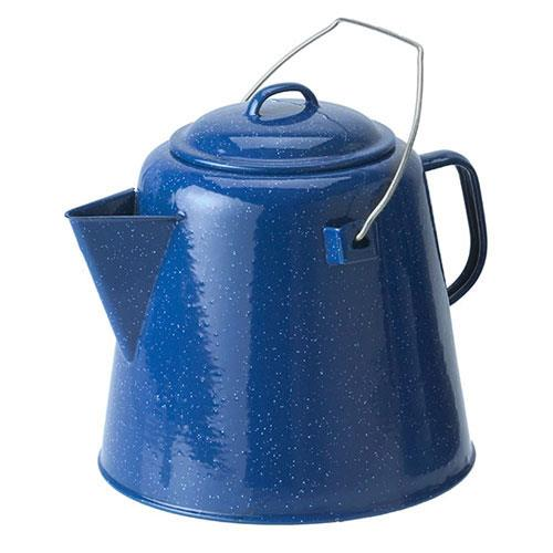 GSI Outdoors Enamelware Coffee Boiler - 2