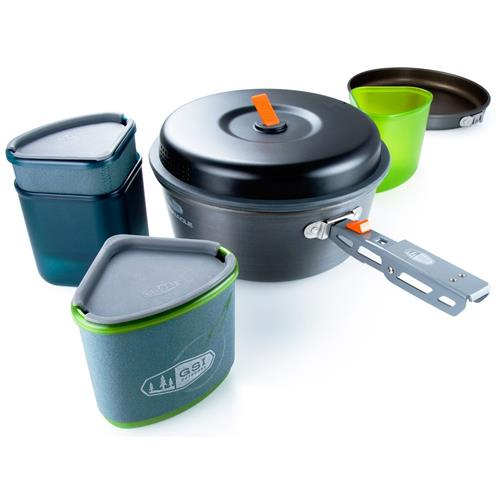 GSI Outdoors Pinnacle Backpacker Cook Set