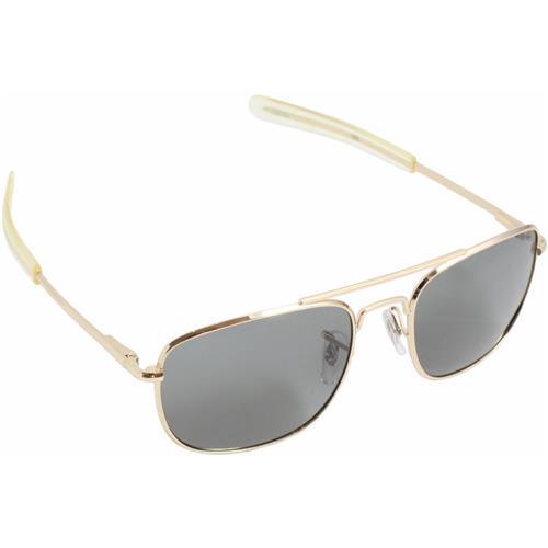 Humvee Pilot Sunglasses - Grey Polarized Lens b5914a1a518