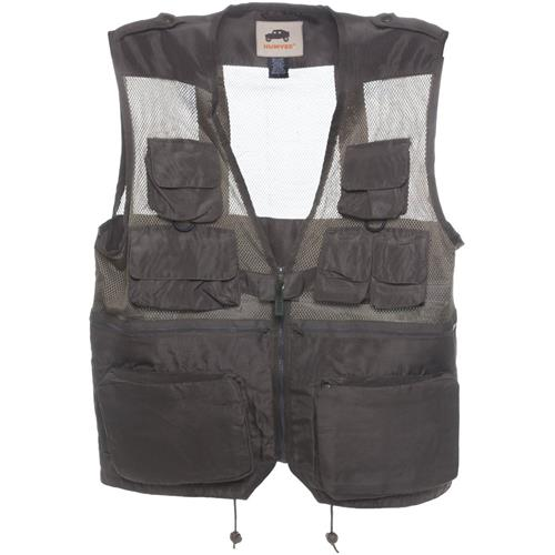 Humvee Combat Travel Vest Large Olive Drab
