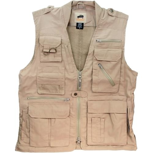 Humvee Safari Travel Vest