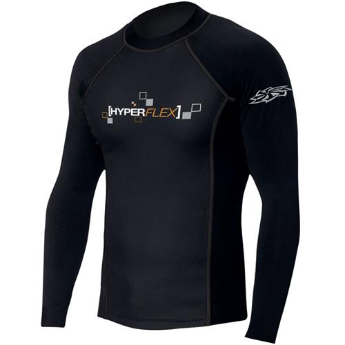 Hyperflex Polyolefin Men's 50/50 Long Sleeve Rash Guard