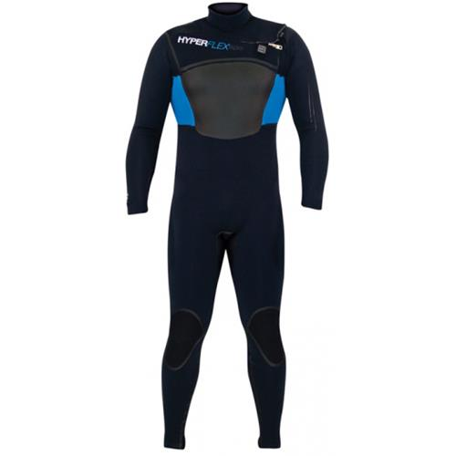 Hyperflex AMP 3 Series 4/3 mm Front Zipper Men's Full Suit Surf Wetsuit