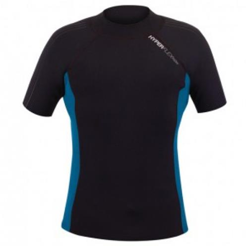 HYPERFLEX AMP 3 Series 1.5 mm Men's Short Sleeve Surf Top