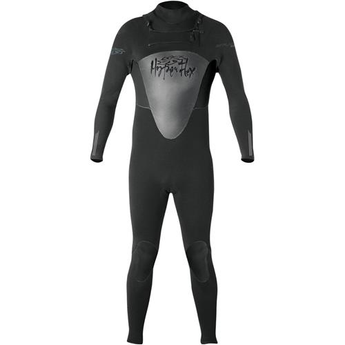 Hyperflex Flow Series 3/2 mm Men's  Full Suit, Black