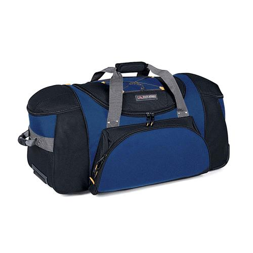 High Sierra A.T. Gear Classic 30 in. Wheeled Duffel with Backpack Straps