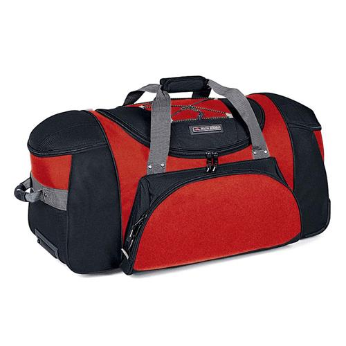 High Sierra A.T. Gear Classic 26 in. Wheeled Duffel with Backpack Straps