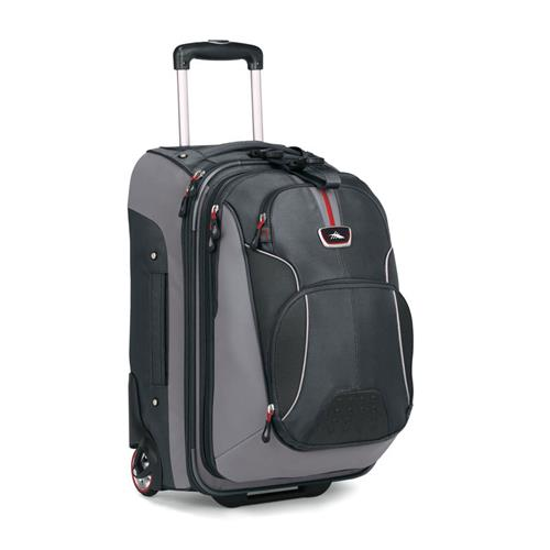 High Sierra AT6 Carry-On Wheeled Backpack with Removable Day Pack
