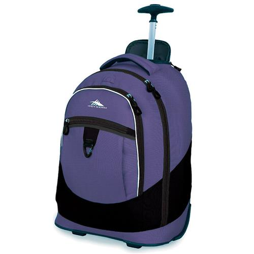 High Sierra Chaser Wheeled Bookbag